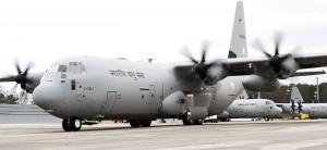 C-130J SUPER HERCULES IAF