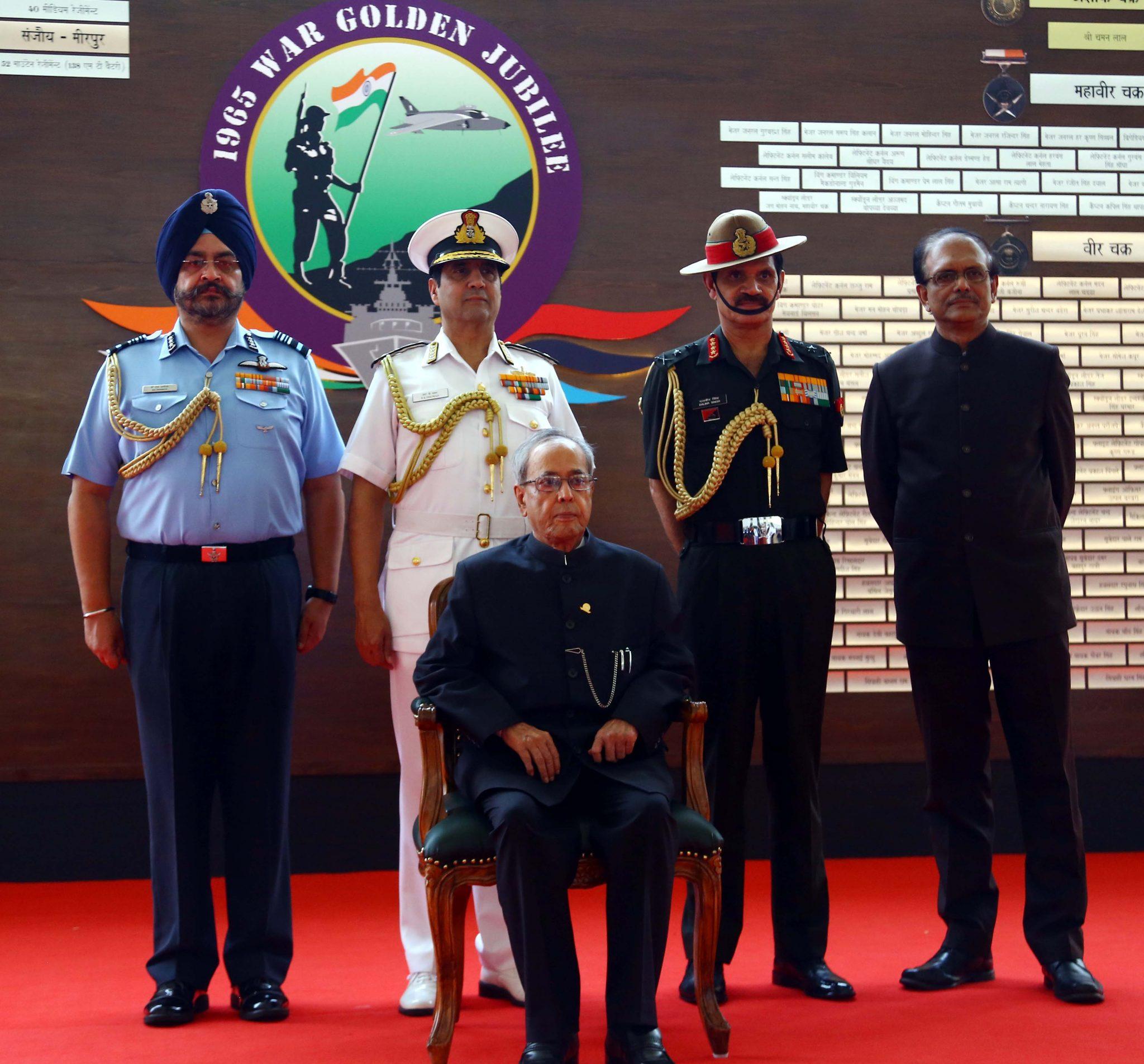 India salutes 1965 Indo Pak war heroes - ADU News