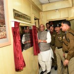 INAUGURATION OF INTIGRATED CONTROL ROOM