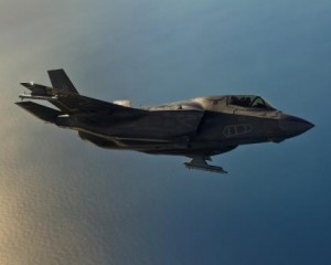 F-35B UK Weapons Trials with ASRAAM