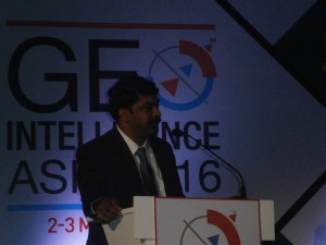 Scientific Advisor to the Defence Minister Dr G Satheesh Reddy  ponders over uses of geospatial technology's uses