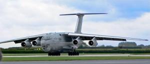 IAF-indian-air-force-il-76-at-waddington-30-june-2007